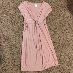 Motherhood Maternity Knee-Length Dress